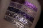 Обзор фиолетовой гаммы пигментов Тамми Танука