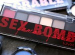 Обзор набора NYX The Sex Bomb Shadow Palette