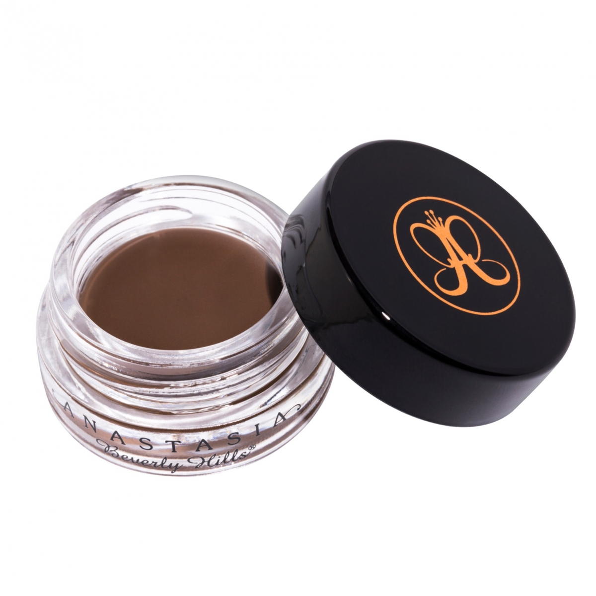 Водостойкая помада для бровей Anastasia Beverly Hills. DipBrow® Pomade Color Dark Brown