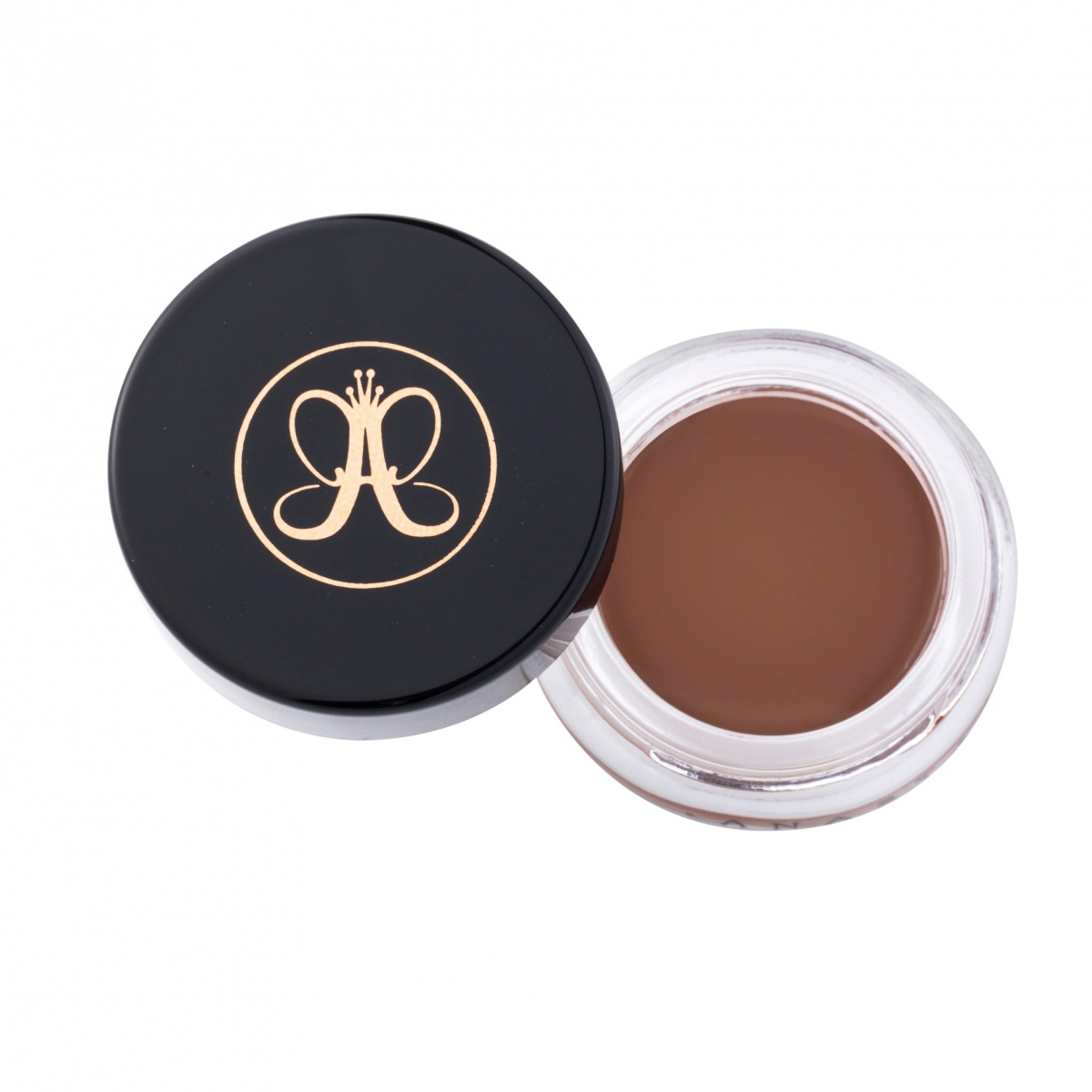 Водостойкая помада для бровей Anastasia Beverly Hills. DipBrow® Pomade Color Soft Brown