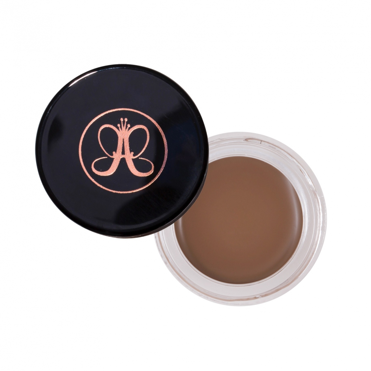 Водостойкая помада для бровей Anastasia Beverly Hills. DipBrow® Pomade Color Taupe