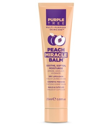 Бальзам для губ и кожи Purple Tree Miracle Balms Персик 25мл