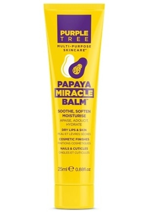 Бальзам для губ и кожи Purple Tree Miracle Balms Папайя 25мл