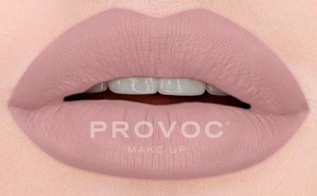 Provoc Gel Lip Liner 211 Pink Haze Гелевая подводка в карандаше для губ (идеально-нюдовый)