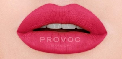 Provoc Gel Lip Liner 204 Glorious Гелевая подводка в карандаше для губ (цв. красно-малиновый)