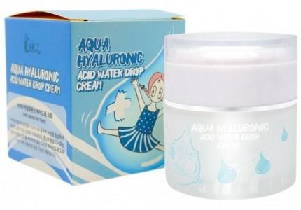 Крем увлажняющий с гиалуроновой кислотой Elizavecca Aqua Hyaluronic Acid Water drop cream (50 мл)
