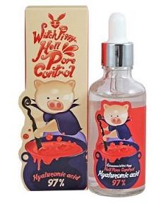 Гиалуроновая сыворотка Elizavecca Milky Piggy hell pore control 97% (50 мл)