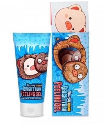 Витаминный пилинг-гель Elizavecca Milky Piggy hell-pore vitamin peeling gel (150 мл)