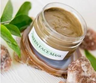 Маска на зеленой глине и водорослях Laminaria Shop 75мл