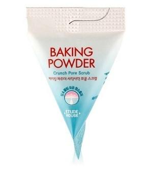 Скраб для лица с содой Etude House Baking Powder Crunch Pore Scrub 7гр