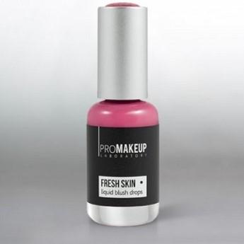 Эмульсионные румяна PROMAKEUP laboratory FRESH SKIN liquid blush drops 03 насыщенно-розовый / deep pink