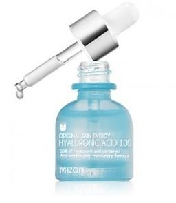 Сыворотка с гиалуроновой кислотой Mizon Original Skin Energy Hyaluronic Acid 100 30ml