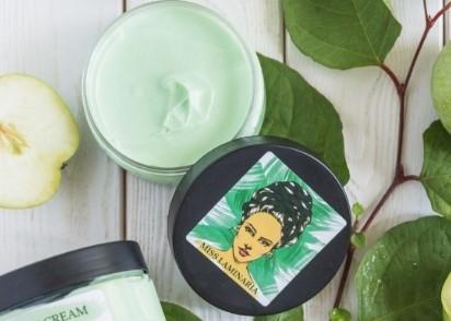 Крем для тела Laminaria Shop Зеленое яблоко 150мл