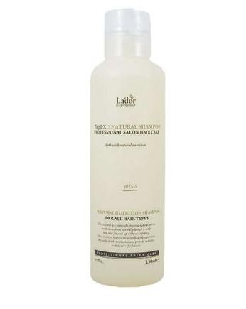 Шампунь профессиональный Triplex Natural Shampoo от Lador (150 мл)