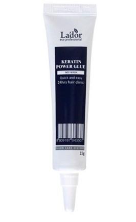 Сыворотка-клей для кончиков волос Keratin Power Glue от Lador (15мл)