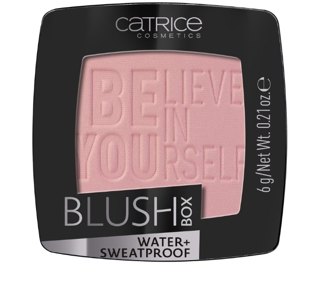 Румяна Catrice BLUSH BOX 010 Soft Rose светло-розовый