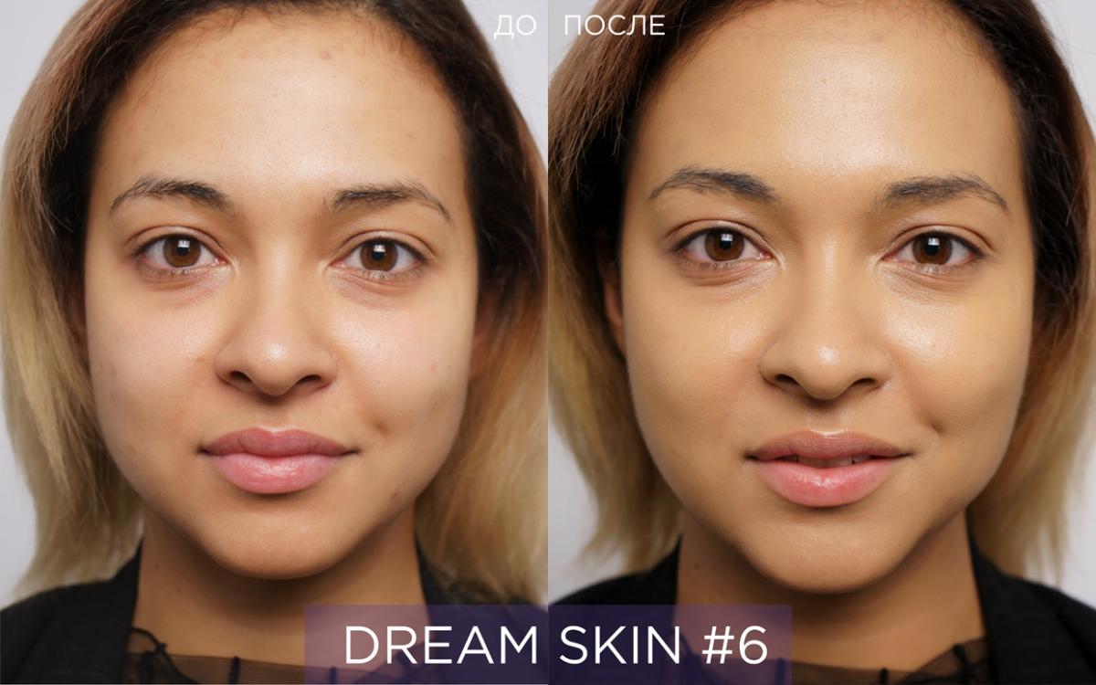 Тональный крем Dream Skin Manly PRO DS6
