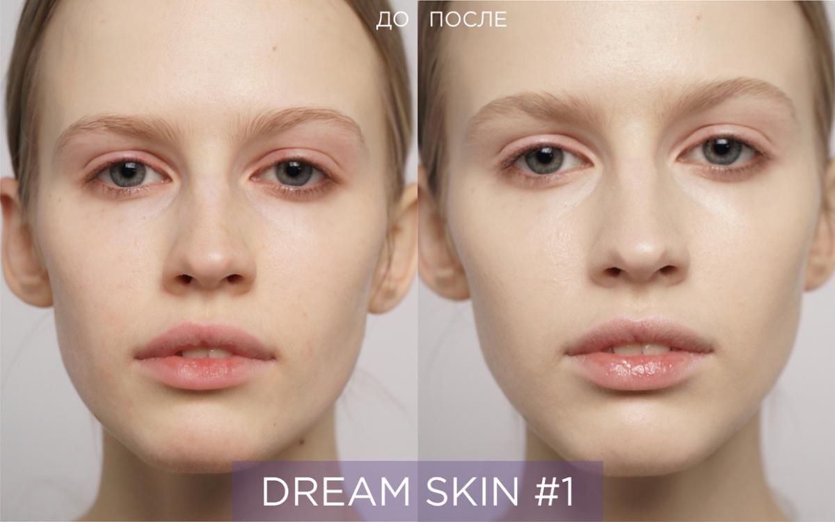 Тональный крем Dream Skin Manly PRO DS1