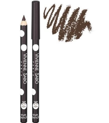 Карандаш для глаз Vivienne Sabo/ Eye pencil / Crayon Contour des Yeux Merci тон/shade 303