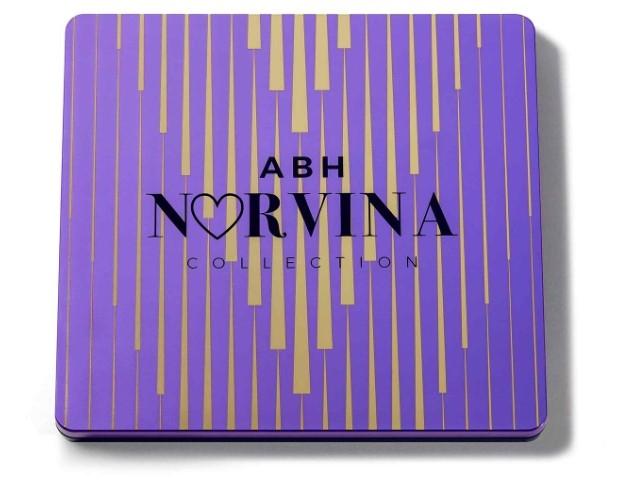 Тени для век в палитре Anastasia Beverly Hills. Norvina Pro Pigment Palette Vol. 1
