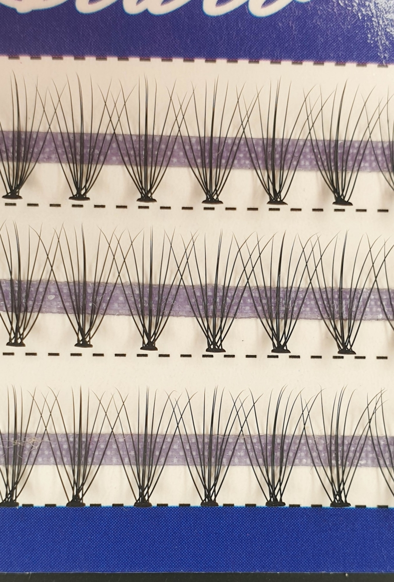 Ресницы в пучках Atato 10мм