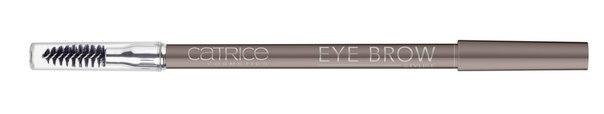 Контур для бровей со щеточкой Catrice Eye Brow Stylist 030 Brow-n-eyed Peas коричневый