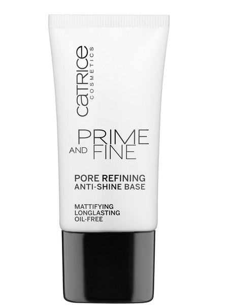 Основа выравнивающая Catrice Prime And Fine Pore Refining Anti-Shine