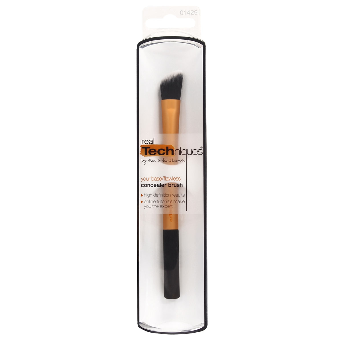 Кисть для консилера Concealer Brush Real Techniques
