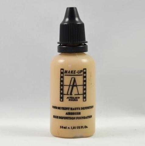 Air3NB Тон флюид водоустойчивый Make-up Atelier Paris д/аэрографа 3NB нейтральный натуральный бежевый