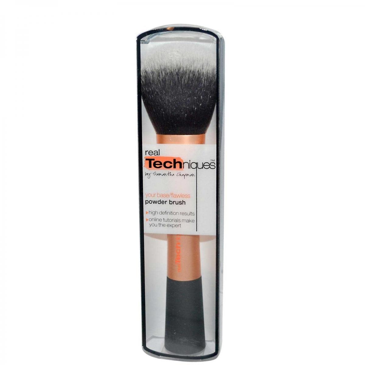 Кисть для пудры Powder Brush Real Techniques