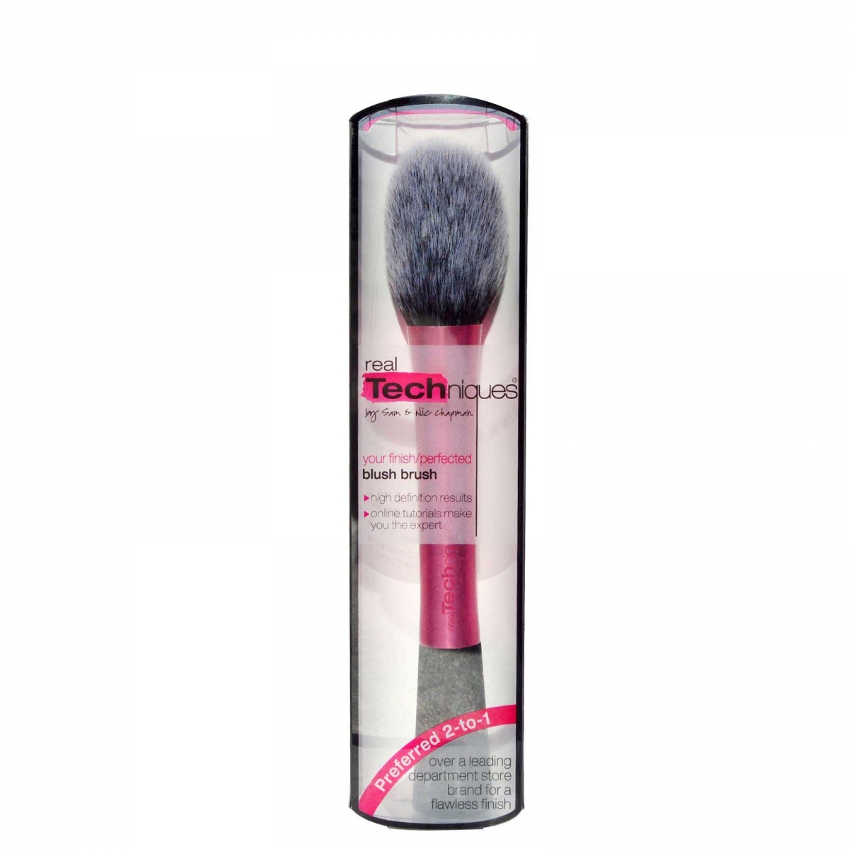Кисть для румян Real Techniques Your Finish/Perfected Blush Brush
