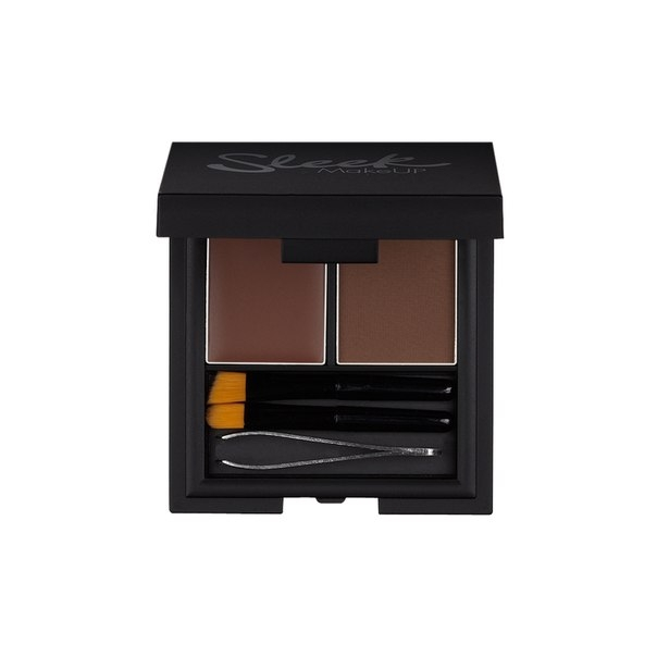 Набор для бровей Sleek MakeUp Brow Kit Dark 818