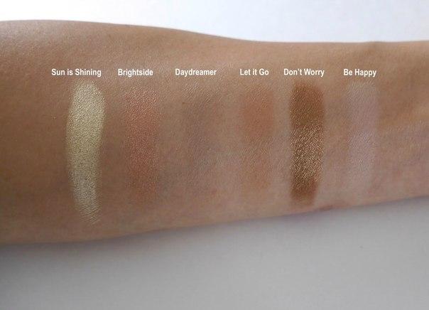 Тени для век в палетке Sleek MakeUp Eyeshadow Palette I-Divine A New Day 430