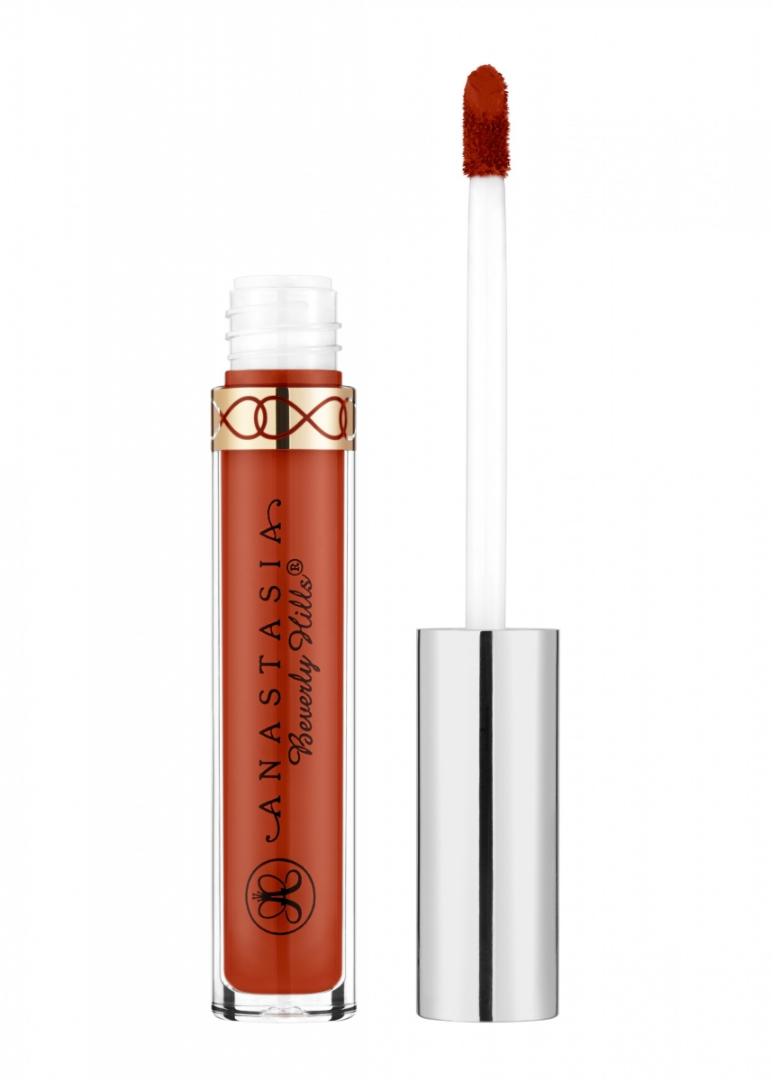 Liquid Lipstick Color Persimmon