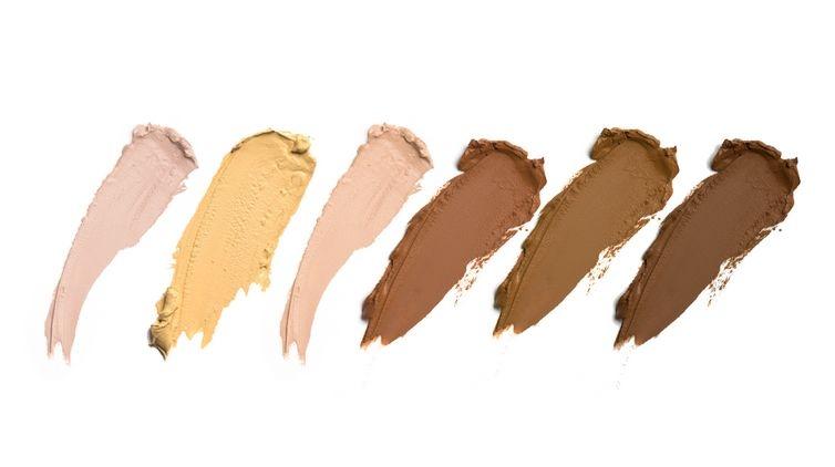 Кремовые корректоры Anastasia Beverly Hills. Contour Cream Kit Color Light