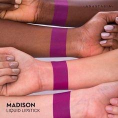 Жидкая помада для губ Anastasia Beverly Hills Liquid Lipstick Color Madison