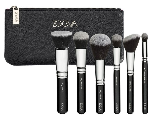 Набор кистей Zoeva Vegan Face Set