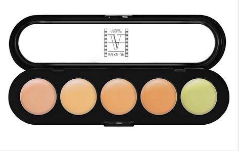 Корректор восковой антисерн палитра 5 цв. Make-up Atelier Paris (абрикосовая)