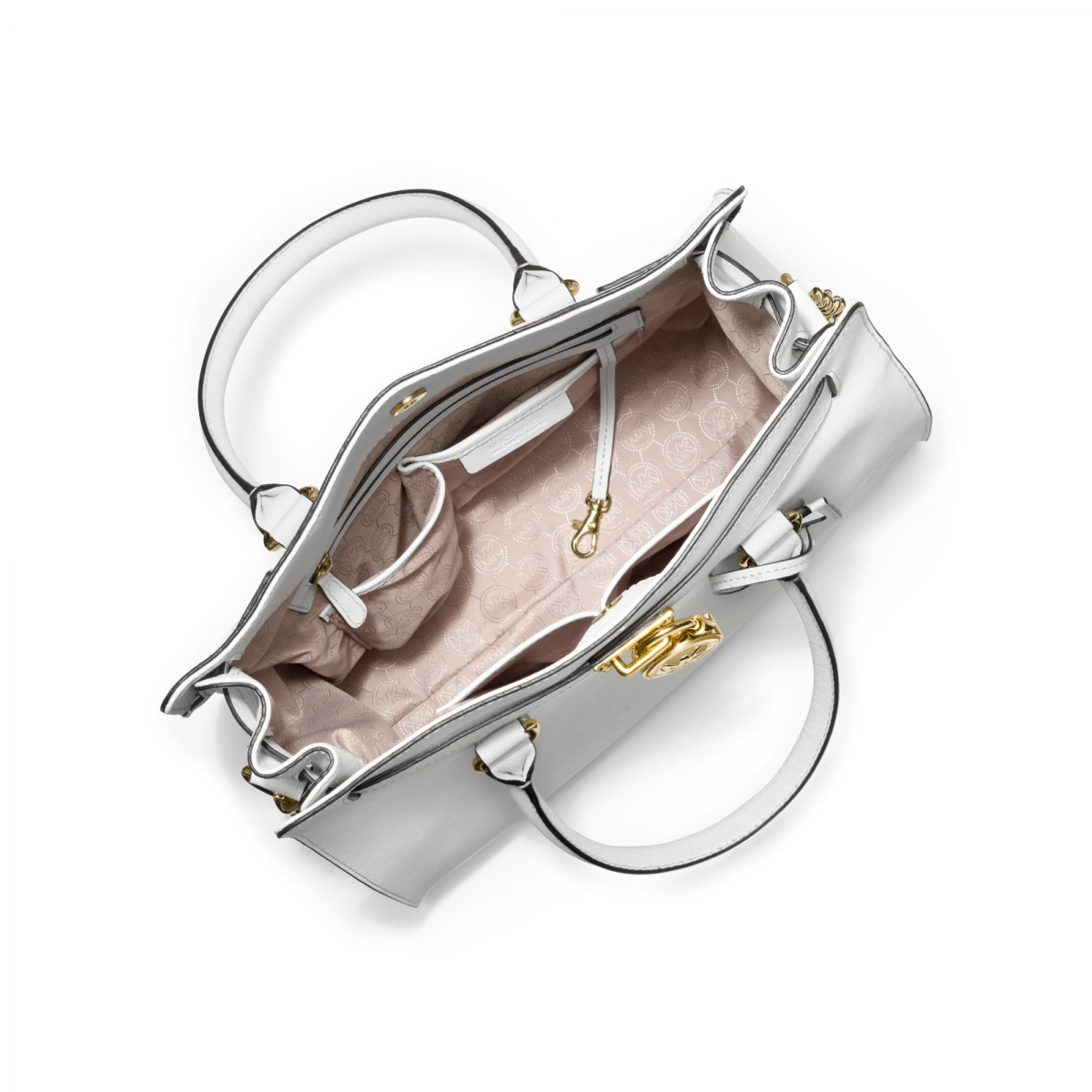 Сумка Michael Kors Savannah Large Saffiano Leather Satchel