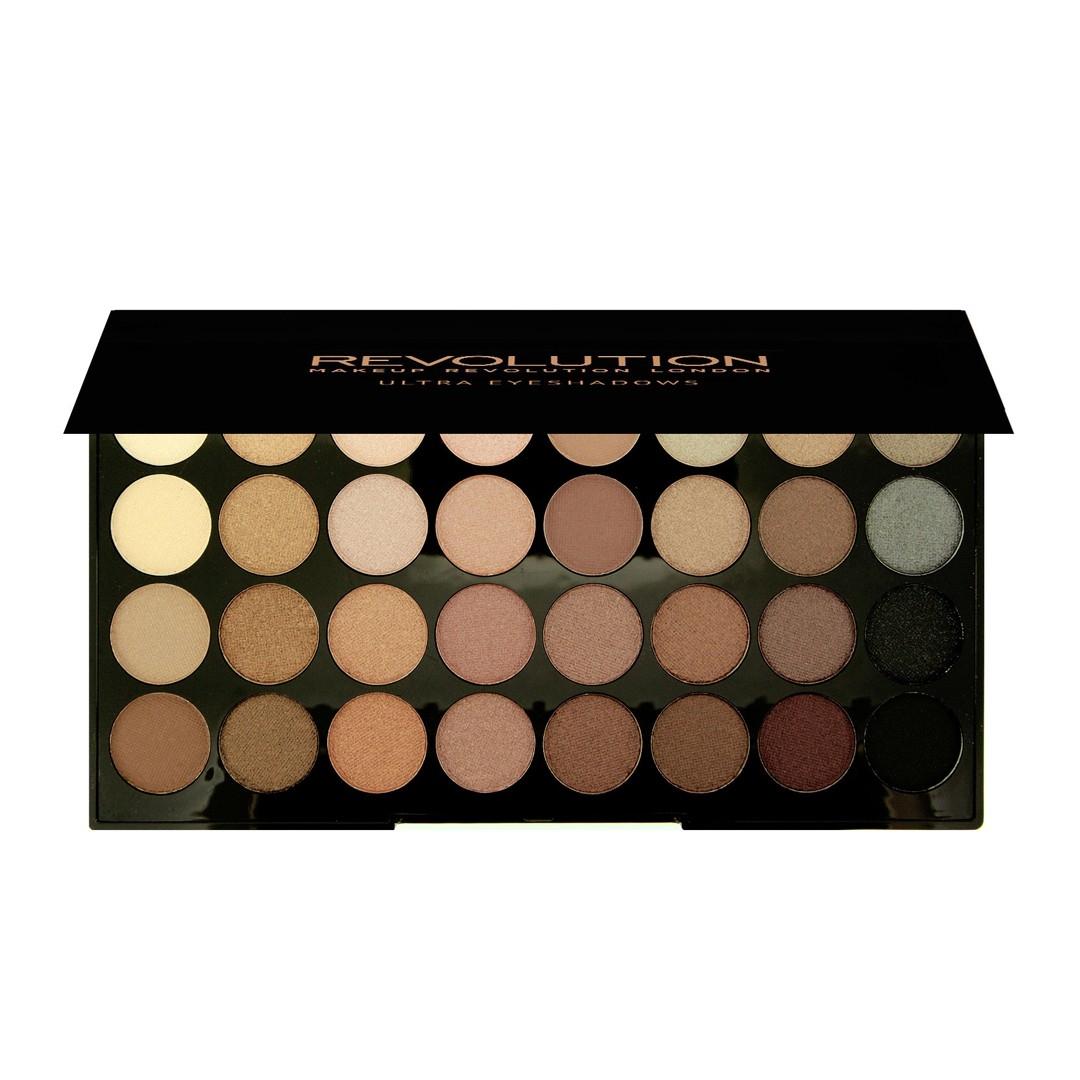 Набор из 32 оттенков теней 32 eyeshadow palette Beyond Flawless