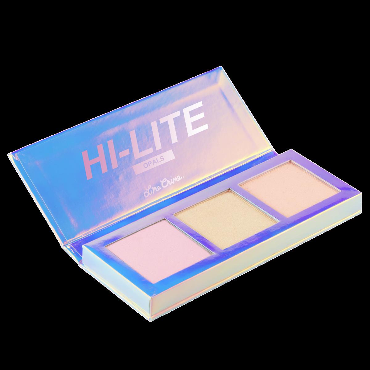 Хайлайтер Hi-Lite Opals Palette