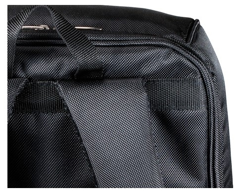 Рюкзак визажиста-парикмахера (Черный)