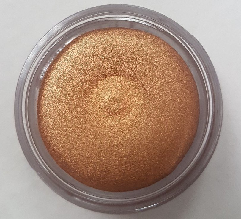 Тени кремовые теплый бронзовый Eyeshadows Crème 4 гр