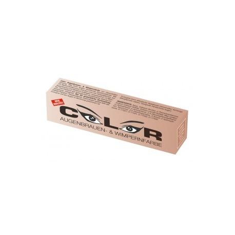 Краска для бровей и ресниц Color (светло-коричневая)