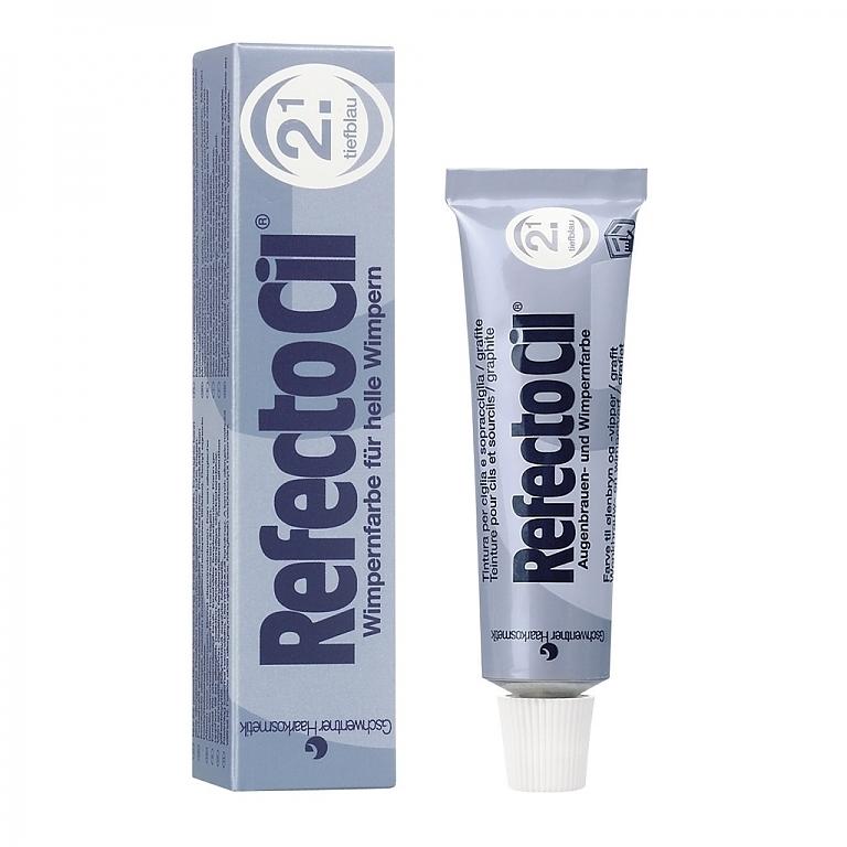 Краска для бровей и ресниц RefectoCil (синяя)
