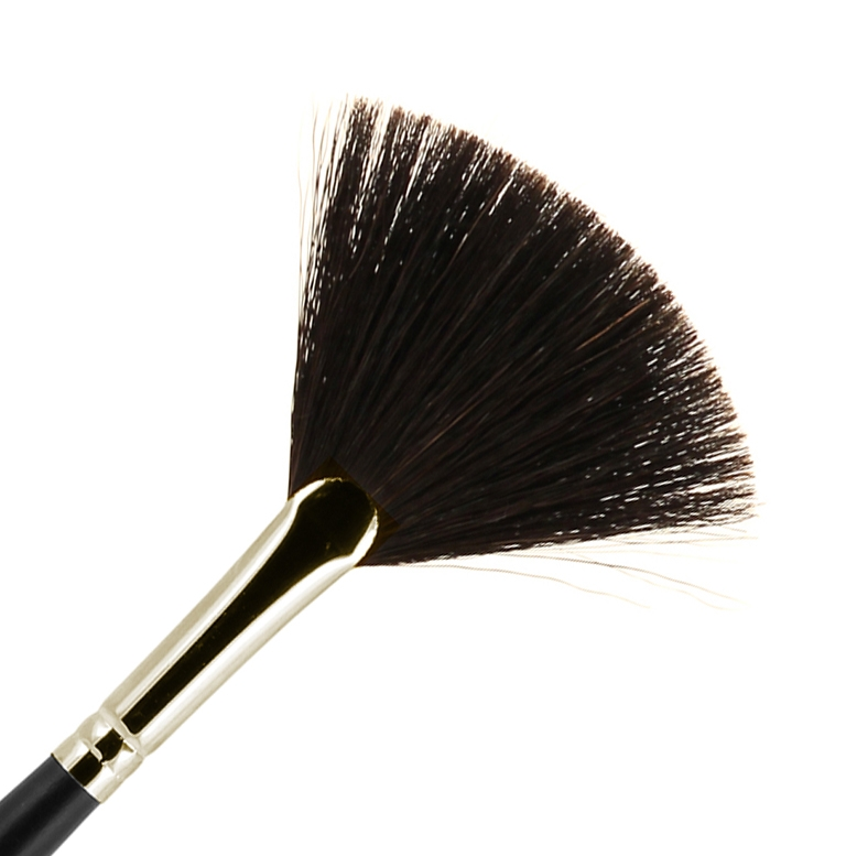 6М-8320 Кисть из волоса козы №6 веерная Валери-Д