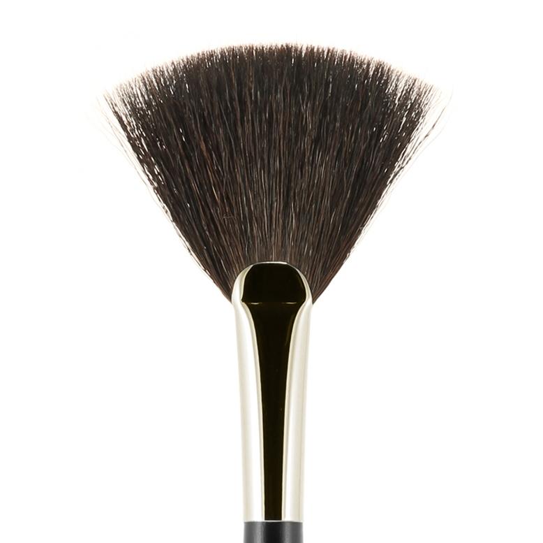 10М-8320 Кисть из волоса козы №10 веерная Валери-Д