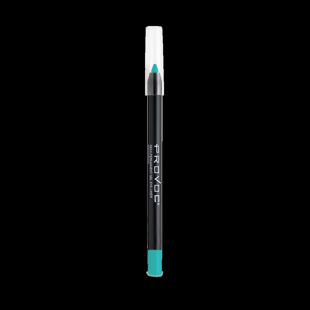 Provoc Gel Eye Liner 79 Lucky You Гелевая подводка в карандаше для глаз (цв. тиффани)