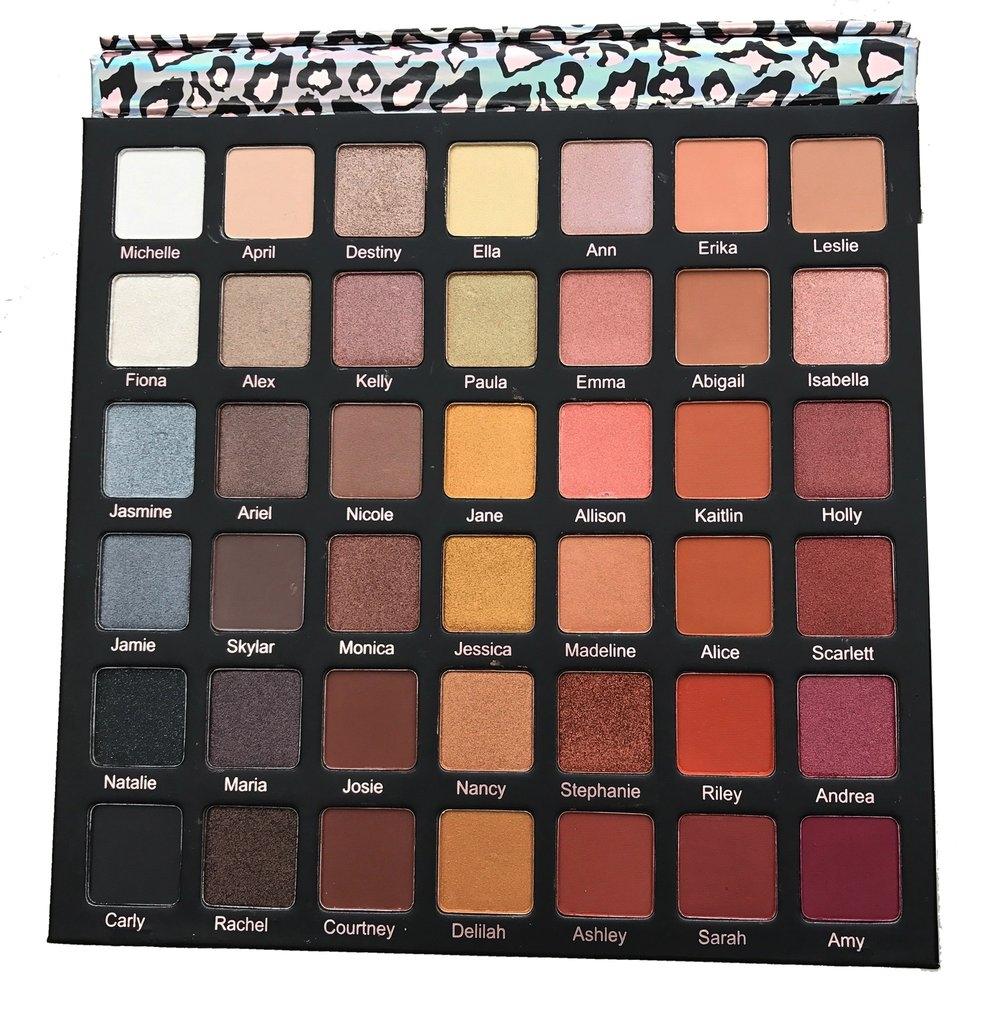 Палитра теней Violet Voss Ride or Die Eyeshadow Palette