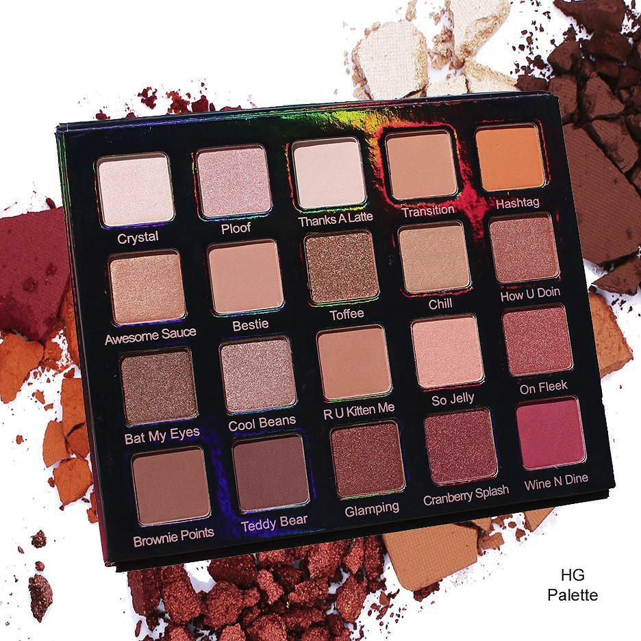 Палитра теней Violet Voss Holy Grail Eyeshadow Palette